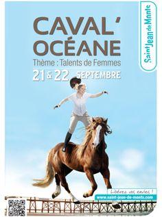 12ème édition de Caval'Océane. Du 21 au 22 septembre 2013 à Saint Jean de Monts.