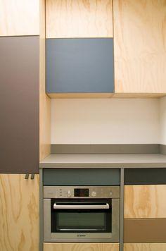Constructive Kitchen / Studio Mieke Meijer