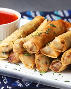 Homemade Lumpia Recipe by Tasty