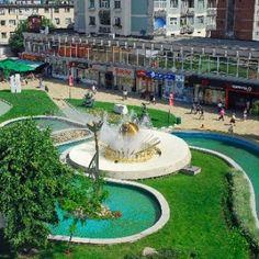 Public Space - Pitesti Romania