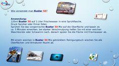 Das Wie mit Buster 50 -Saltkiller-Salzkorrosion-Salz-Jetski-Tauchen-Bootreinigung-Fahrzeugreinigung-Saltkiller Buster 50