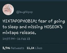 HIXTAPE RELEASE DATE: 2ND MARCH 00:00 SOUTH KOREAN TIME