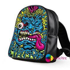 Hot Jimbo Phillips Volcom Face School Bag