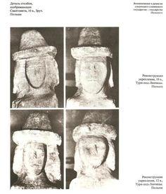 Svetovid statue found in Poland Rusalka, Baba Yaga, Krakow, Mythology, Fairy Tales, Legends, Idol, Museum, Symbols
