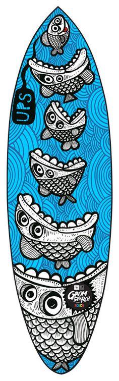 HUGO LUCAS http://www.posca-life-custom.com/