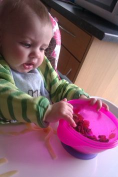 Munchkin Click Lock Suction Bowl gets put to the test!