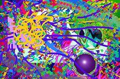 5-3-3017C by Walter Paul Bebirian Digital ~  x