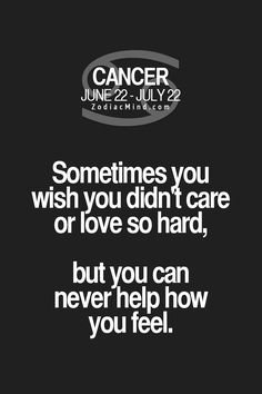 Change Zodiac Sign Cancer to Cancer Free! Cancer Zodiac Sign have a weird way of knowing things before you even say anything. Cancer Zodiac Facts, Cancer Horoscope, Cancer Quotes, Gemini And Cancer, Horoscopes, Scorpio, Zodiac Mind, My Zodiac Sign, Zodiac Quotes