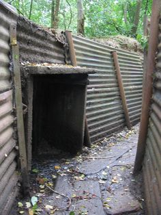 WWI Trench Airsoft Field, Paintball Field, Lest We Forget, World War One, Wwi, Warfare, Ghosts, Zombies, Trench