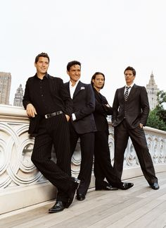 IL DIVO..I love these guys!!! Carlos is by far the sexiest!!