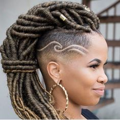 Hair cuts popular haircuts shaved sides 30 New ideas Hair cuts popular haircuts shaved sides 30 New Shaved Side Hairstyles, Dreadlock Hairstyles, Braided Hairstyles, Hairstyles 2018, Black Hairstyles, Stylish Hairstyles, Trending Hairstyles, Protective Hairstyles, Pretty Hairstyles