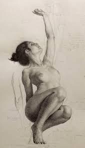 Risultati immagini per female nude figure