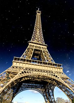 The Eiffel Tower, Paris - France | Top 10 Most Visited Countries in the World in 2014
