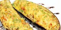 Vinete coapte în stil grecesc - o cină care protejează ficatul și mai este și delicioasă! - Bucatarul