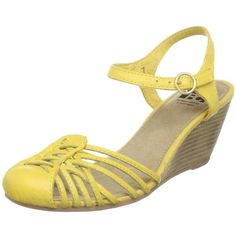 BC Footwear Women's Shipwreck Spring 11 Wedge Sandal