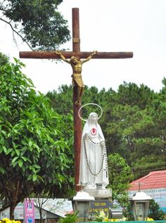 Lady Of Fatima, Our Lady, Wind Chimes, Vietnam, Spirituality, Mary, God, Outdoor Decor, Home Decor