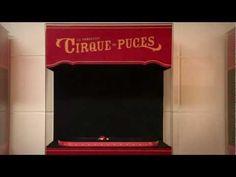 Ambient Marketing: Le Fabuleux Cirque de Puces