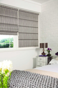 Roman Blinds by Inspired Window Coverings Curtains Living Room, Curtain Alternatives, Curtains, Roman Blinds, House Blinds, Blinds, Window Coverings, Room, Curtains With Blinds
