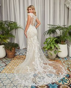 Style BL356 Carley | Romantic Boho Lace Wedding Dress from Beloved by Casablanca Bridal | Beloved By Casablanca Bridal Off White Wedding Dresses, Wedding Dress Pictures, Fit And Flare Wedding Dress, Affordable Wedding Dresses, Bohemian Wedding Dresses, Sparkly Dresses, Blush Bridal, Bridal Gowns, Wedding Gowns