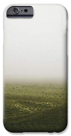Foggy Autumn Morning iPhone Case by Cesare Bargiggia