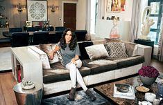 tamara-ecclestone's living room