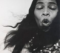 Marian Anderson photographed by Richard Avedon