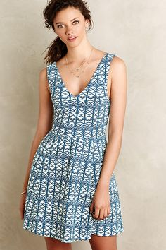 Shop the Textured Double-V Dress and more Anthropologie at Anthropologie today. Read customer reviews, discover product details and more.