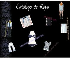 """Catálogo de Ropa - Spanish II"" by chwethington on Polyvore"