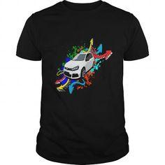 Golf R MK6 Street Style car t shirt