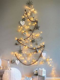 LED fairy lights are available at your local Builders Warehouse in a variety of styles. You can choose white or coloured lights that can be wrapped around or easily mounted onto surfaces and walls for a magical holiday home.
