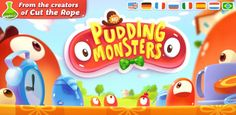 Zeptolab follow-up to Cut the Rope, Pudding Monsters hits Google Play - http://mobilephoneadvise.com/zeptolab-follow-up-to-cut-the-rope-pudding-monsters-hits-google-play