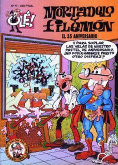 Mortadelo y Filemon!