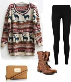 Someone buy me this sweater and I totally need combat ...