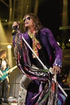 Aerosmith - Steven Tyler - Columbus, Oh Nov 2012