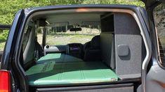 Jimny camper 1 bed