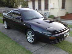 1991 toyota celica 2dr all-trac turbo awd hatchback