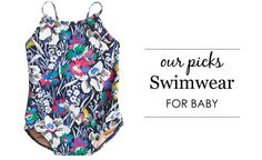 The CUTEST Baby Swimwear - Project Nursery