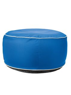 Outdoor Ottoman: Inflatable Ottoman in 6 Colors | Gardeners.com