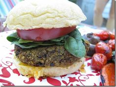 Vegan Bean Burger Recipe   Delicious. Perfect for Vegetarians AND Carnivores. Summer 2013.