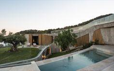 西班牙伊维萨岛地中海1号别墅
