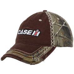 Case IH RealTree AP camo hat