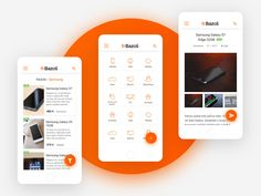 "Check out this @Behance project: ""Bazos - mobile first website redesign"" https://www.behance.net/gallery/49373793/Bazos-mobile-first-website-redesign"