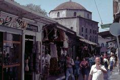 Αθήνα, οδός Πανδρόσου, 1970s.