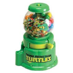 character gumball machines - TMNT