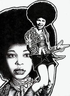 The Original Queen Of Funk!!!