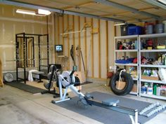 Best container gym images in shipping containers at home