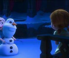 Olaf! Frozen