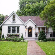 1940 39 S Style Cottage In Highland Park Texas Cottages Pinterest Highlands