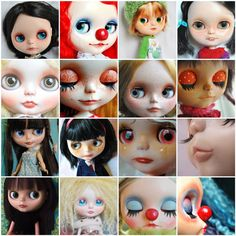 Preorder of Custom Service Work for your by BlytheinWonderland
