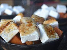 Brown Butter and Sage Sweet Potato Casserole from Serious Eats. http://punchfork.com/recipe/Brown-Butter-and-Sage-Sweet-Potato-Casserole-Serious-Eats